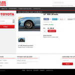 auto dealership parts online