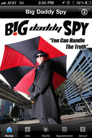 Big Daddy Spy